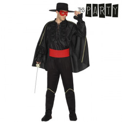 Costume for Adults Th3 Party Highwayman M/L