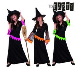 Costume per Bambini Th3 Party Strega 10-12 Anni