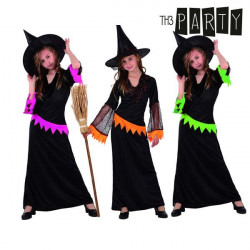 Costume per Bambini Th3 Party Strega 3-4 Anni