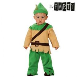Costume per Neonati Th3 Party Neonato dei boschi 0-6 Mesi