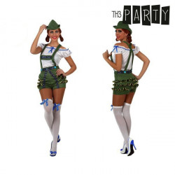 Costume for Adults Th3 Party Traditional german woman XS/S