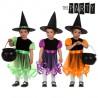 Costume per Neonati Th3 Party Strega 0-6 Mesi