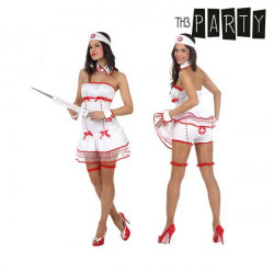 Costume for Adults Th3 Party Sexy nurse M/L