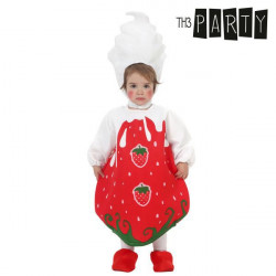 "Costume for Babies Th3 Party Strawberry ""0-6 Months"""