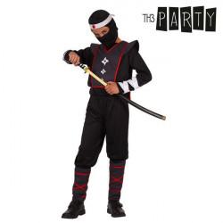 Costume per Bambini Th3 Party Ninja 3-4 Anni