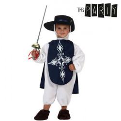 Costume per Neonati Th3 Party Moschettiere 0-6 Mesi