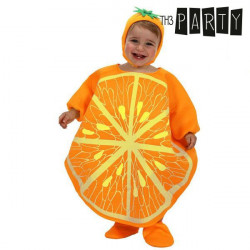 "Costume for Babies Th3 Party Orange ""0-6 Months"""
