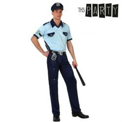 Fantasia para Adultos Th3 Party Polícia XL