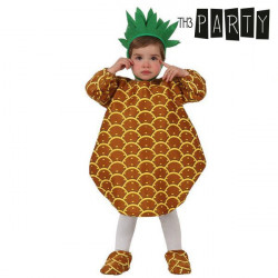 Costume per Neonati Th3 Party Ananas 0-6 Mesi