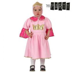 Costume per Neonati Th3 Party Principessa 0-6 Mesi