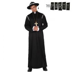 Costume per Adulti Th3 Party Sacerdote XL