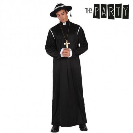 Verkleidung für Erwachsene Th3 Party Priester XL