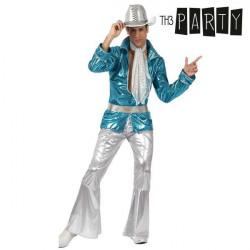 Costume per Adulti Th3 Party Disco XS/S