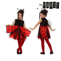 """Costume for Children Th3 Party Ladybird """"5-6 Years"""""""