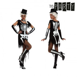 Disfraz para Adultos Esqueleto XS/S