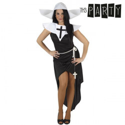 Costume for Adults Th3 Party Nun M/L