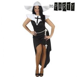 Verkleidung für Erwachsene Th3 Party Nonne M/L