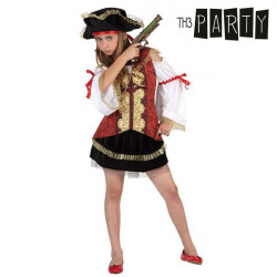 """Costume for Children Th3 Party Pirate """"3-4 Years"""""""