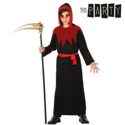 Costume per Bambini Th3 Party Zombie incappucciato 7-9 Anni
