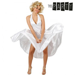 Costume for Adults Th3 Party Marylin monroe M/L