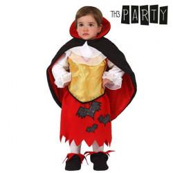 Costume per Neonati Th3 Party Vampiro donna 0-6 Mesi
