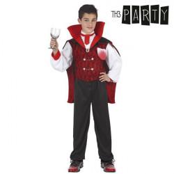 Costume per Bambini Th3 Party Vampiro 3-4 Anni