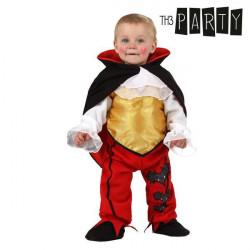 Disfraz para Bebés Vampiro 6-12 Meses