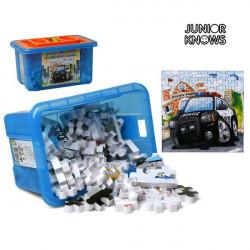 Puzzle avec boîte de rangement Junior Knows 9902
