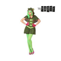 Verkleidung für Erwachsene Th3 Party Frosch M/L