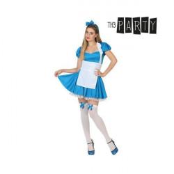 Disfraz para Adultos Th3 Party Alicia XL