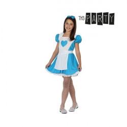 Costume per Bambini Alice 3-4 Anni