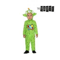 Costume per Neonati Alien 0-6 Mesi