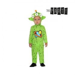 """Disfraz para Bebés Alien """"0-6 Meses"""""""