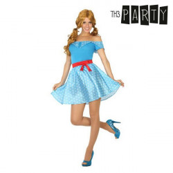 Costume for Adults 50S Blue M/L