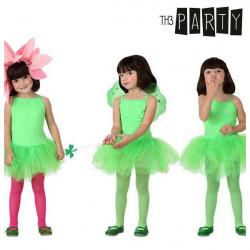 """Fantasia para Crianças Bailarina Verde """"7-9 Anos"""""""