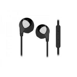 Adj EveryDay casque et micro Binaural écouteur Noir