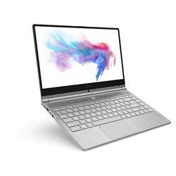 MSI Modern 14 A10M-455IT Prateado Notebook 35,6 cm (14) 1920 x 1080 pixels Intel Core i7-10xxx i7-10510U 8 GB DDR4-SDRAM 512...