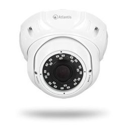 Atlantis Land MEGAVIEW 820DV 1920X1080 2MPX CCTV security camera Indoor & outdoor Dome Ceiling/Wall
