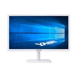 "YASHI Tokyo 54,6 cm (21.5"") 1920 x 1080 Pixeles Intel® Celeron® G G4900 4 GB DDR4-SDRAM 240 GB SSD Blanco PC todo en uno"