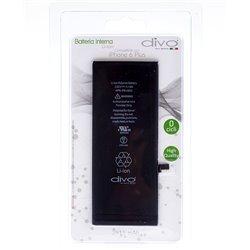 Divo BAT0219010 pièce de rechange de téléphones mobiles Batterie/Pile Noir