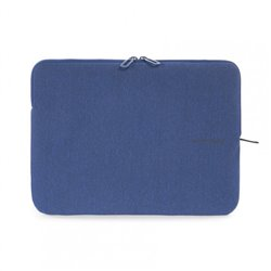 "Tucano Mélange Second Skin notebook case 35.6 cm (14"") Sleeve case Blue"