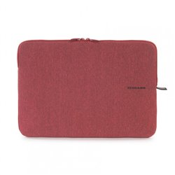 "Tucano Mélange Second Skin notebook case 39.6 cm (15.6"") Sleeve case Red"