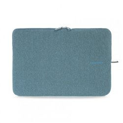"Tucano Mélange Second Skinen notebook case 39.6 cm (15.6"") Sleeve case Turquoise BFM1516-Z"
