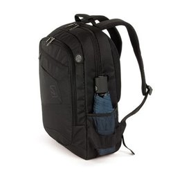 "Tucano Lato notebook case 43.2 cm (17"") Backpack case Black"