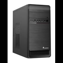 Adj 200-00050 carcasa de ordenador Micro-Tower Negro 500 W
