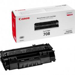 Canon 708 Original Noir 1 pièce(s)