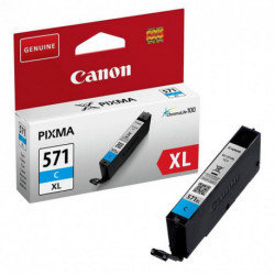 Canon CLI-571C XL Original Cyan 1 pc(s)