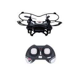 Dromocopter Ducati Corse camera drone Black 4 rotors 120 mAh