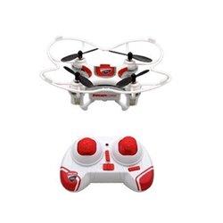 Dromocopter Ducati Corse caméra drone Blanc 4 rotors 120 mAh