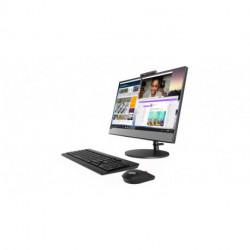 Lenovo V530 54.6 cm (21.5) 1920 x 1080 pixels 8th gen Intel® Core™ i3 i3-8100 4 GB DDR4-SDRAM 256 GB SSD Black All-in-One PC